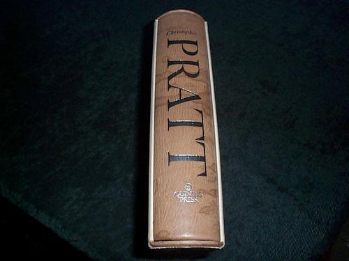 Spine Of Quintus Press Volume On Christopher Pratt